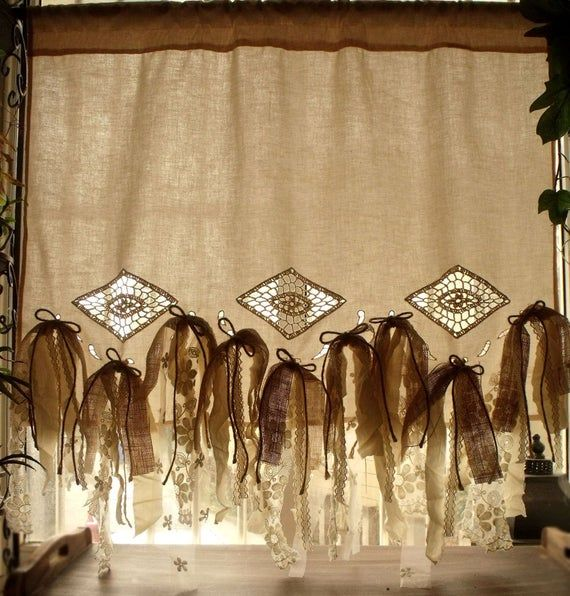 BOHO Fringes Hippie Shabby Chic French Country Rustic