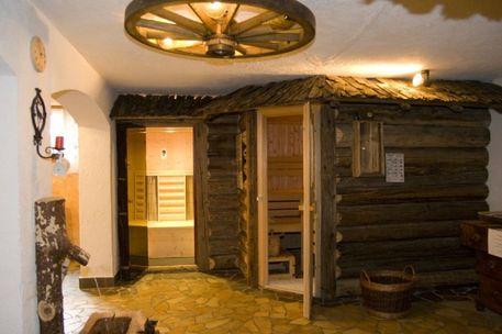 In der sauna mit tante Lotte Ledl