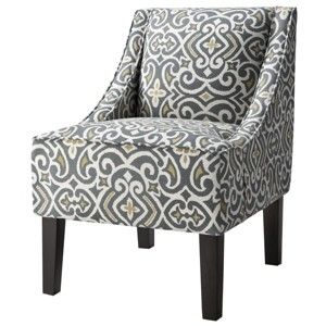 Hudson Swoop Chair - Prints