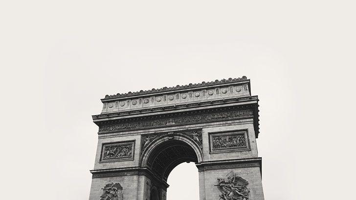 Download this 5K wallpaper #Arc #Triomphe #Paris #urban #city  http://5kwallpapers.com/wall/arc-de-triomphe-in-paris
