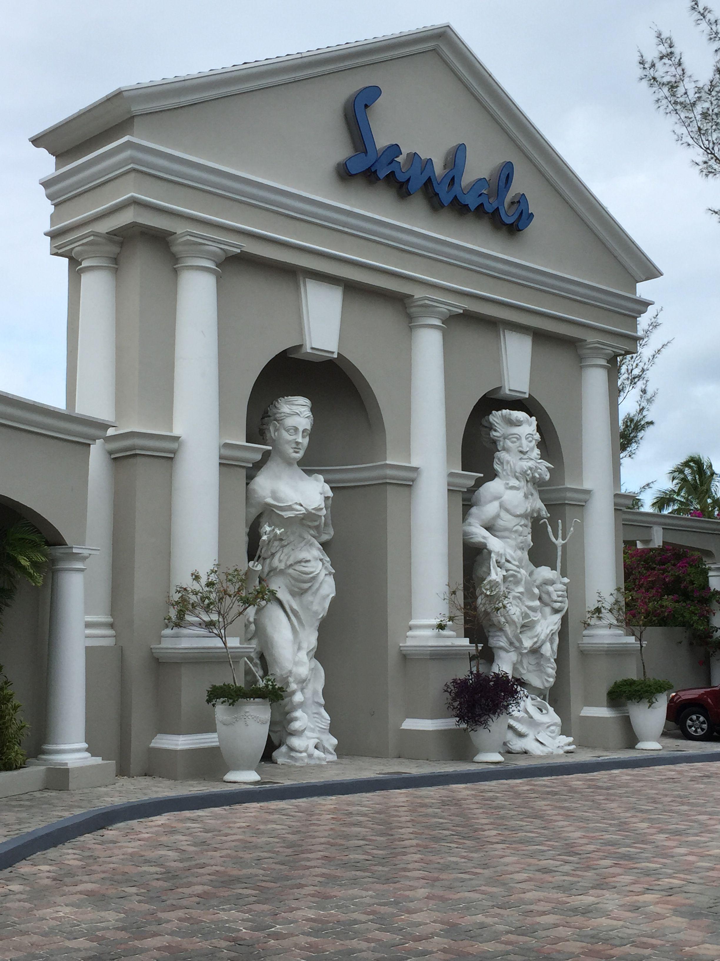 c65989aa910be3 Entrance to Sandals Royal Bahamian