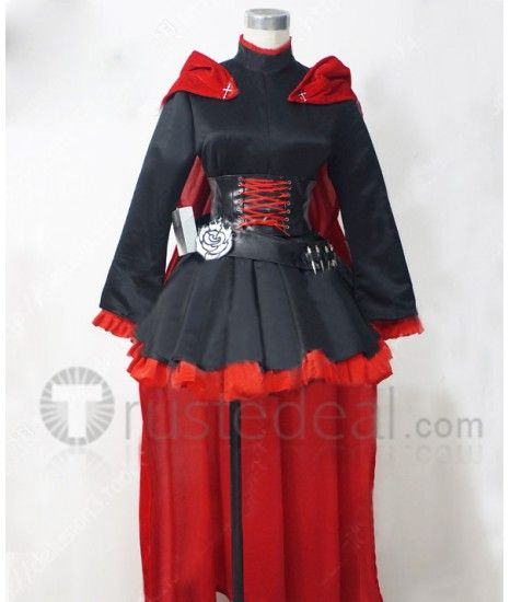 bed635298b RWBY Ruby Rose Full Set Cosplay Costume | RWBY Cosplays&Costumes ...