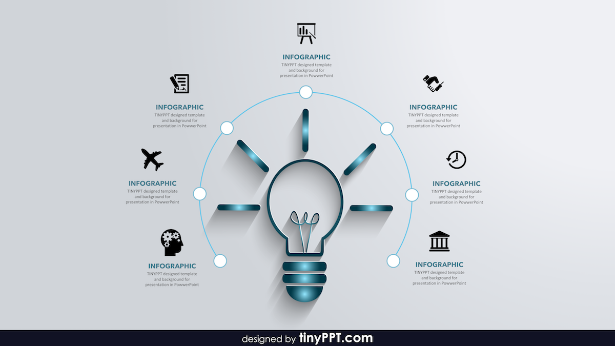 Slide Powerpoint with high quality PowerPoint graphics for