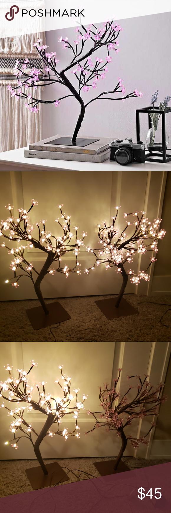 Pink Cherry Blossom Tree Lamp From Kirklands I Want This Pink Cherry Blossom Tree Tree Lamp Cherry Blossom Tree