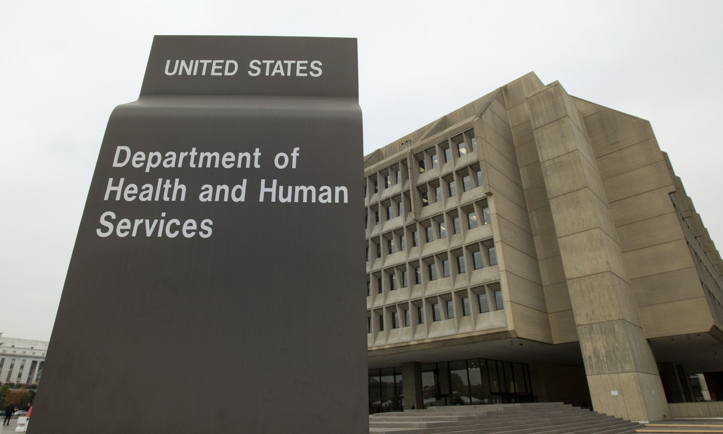 The U.S. Department of Health and Human Services (HHS) is