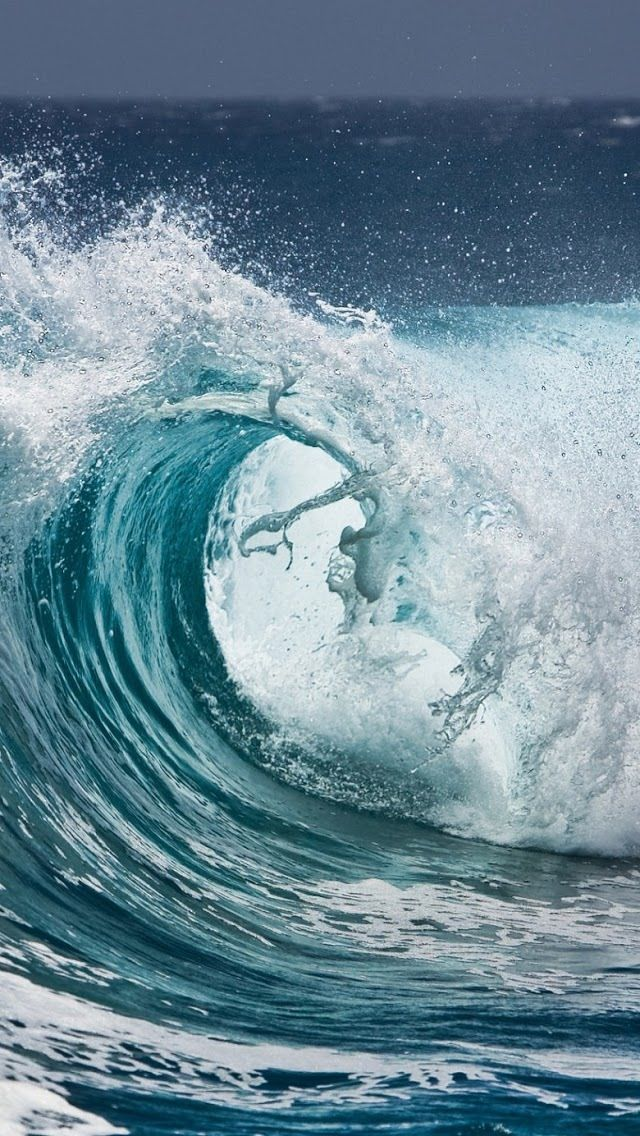 Wallpapers image by Summer Sea waves, Waves, Ocean waves