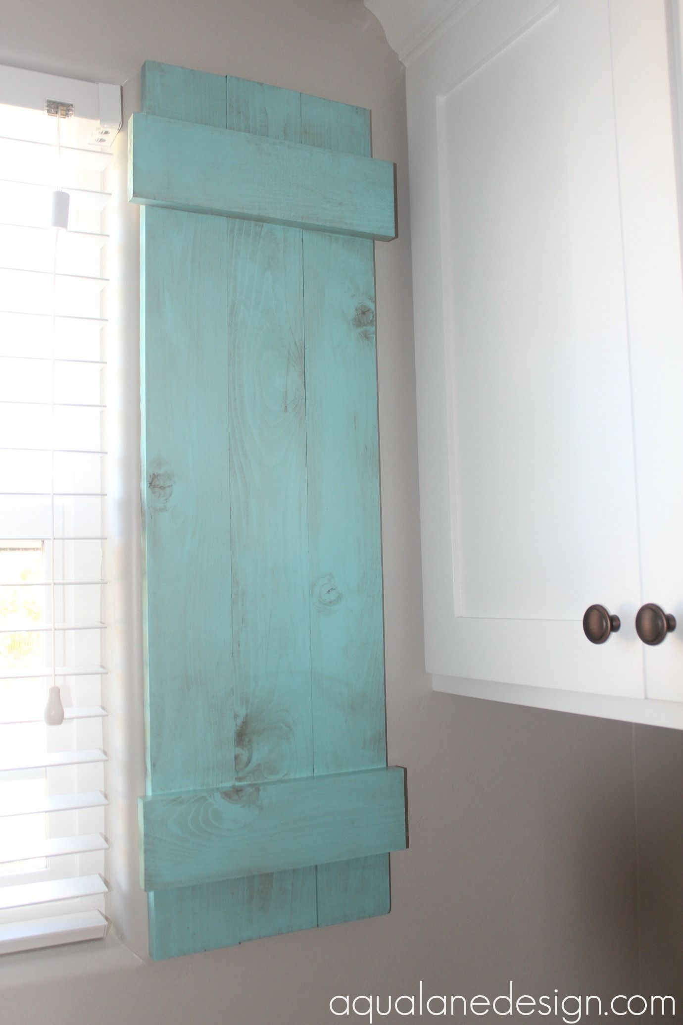 How to build indoor shutters aqua lane designs on - How to make interior window shutters ...