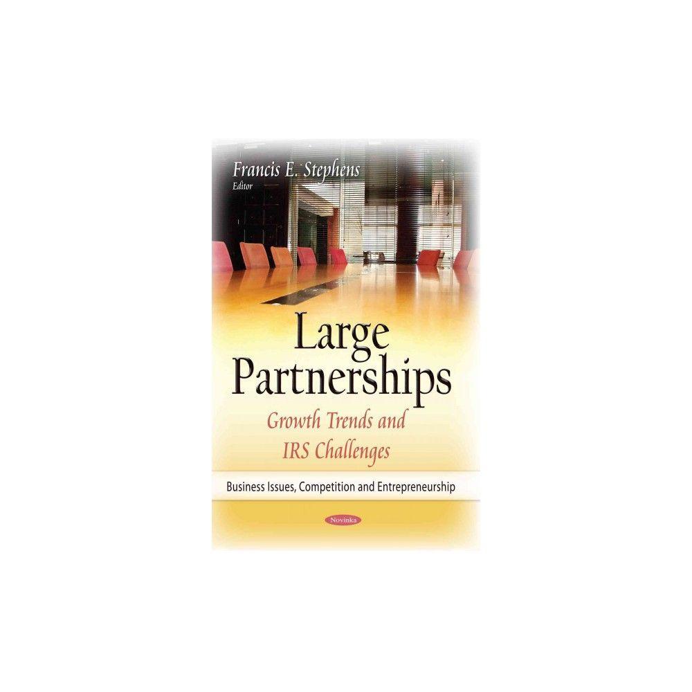 Large Partnerships (Paperback)
