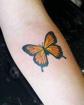 Photo of Idées de tatouage de papillon pour la transformation – page 25 de 30 … – #