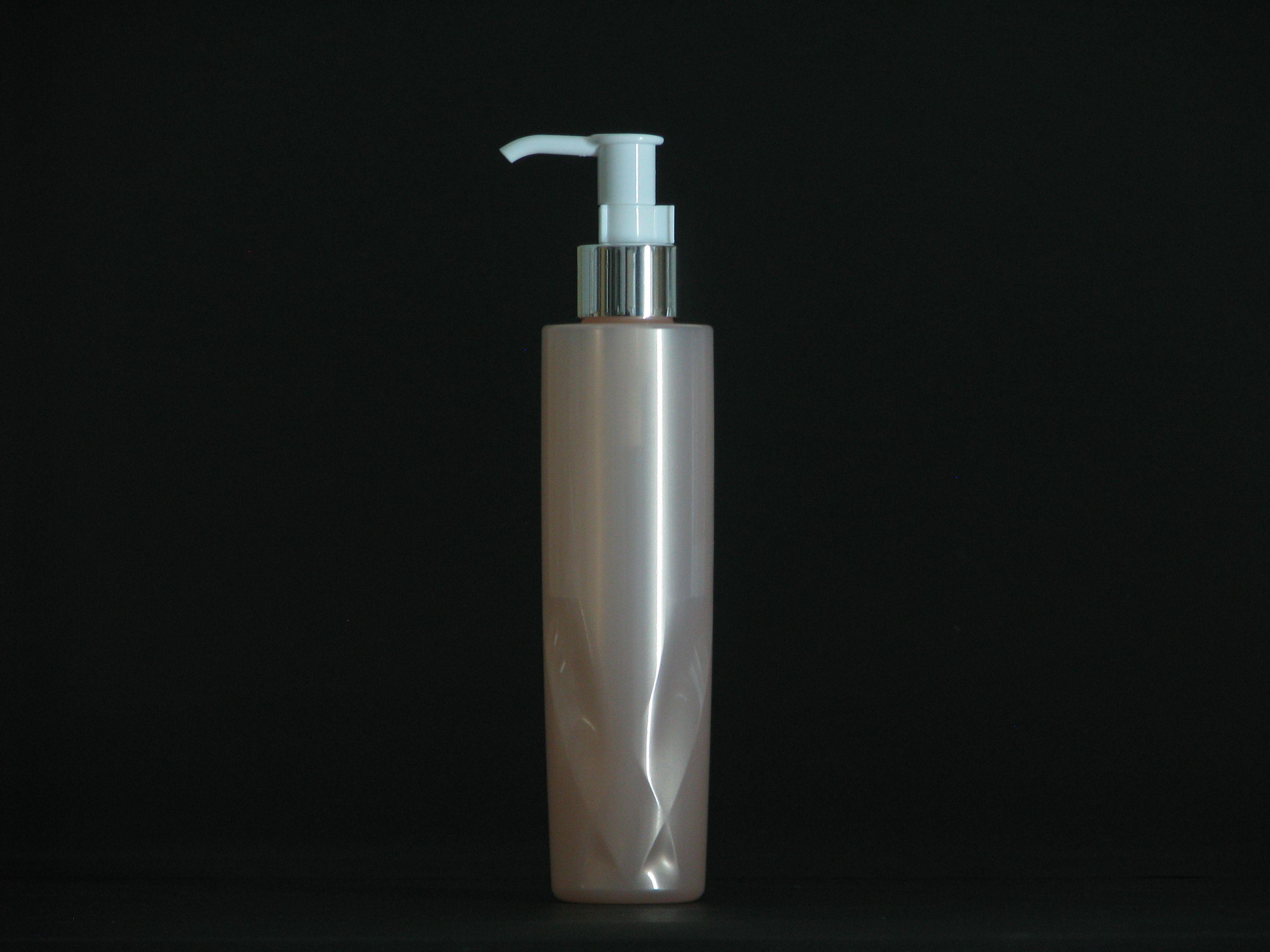 200ml Wholesale White Empty Petg Lotion Cosmetic Custom