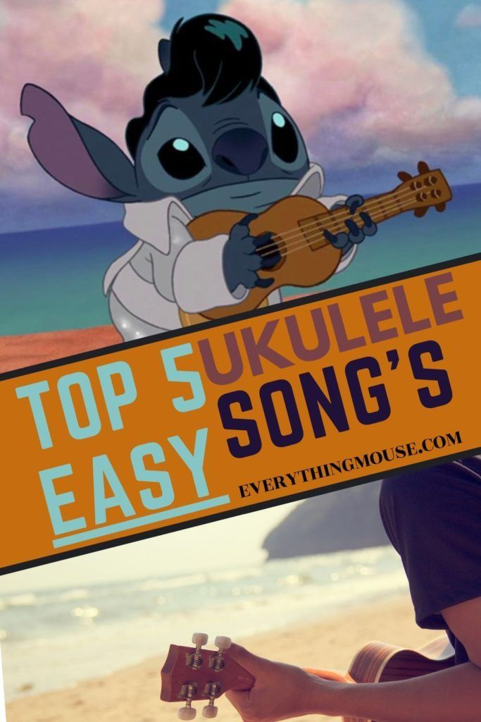 Want some easy Disney songs to play on the ukelele? Here is a collection of Disney songs for the beginner to play on the ukelele. With easy to follow tutorials and chords you will be playing these fun Disney songs on the ukelele in no time!