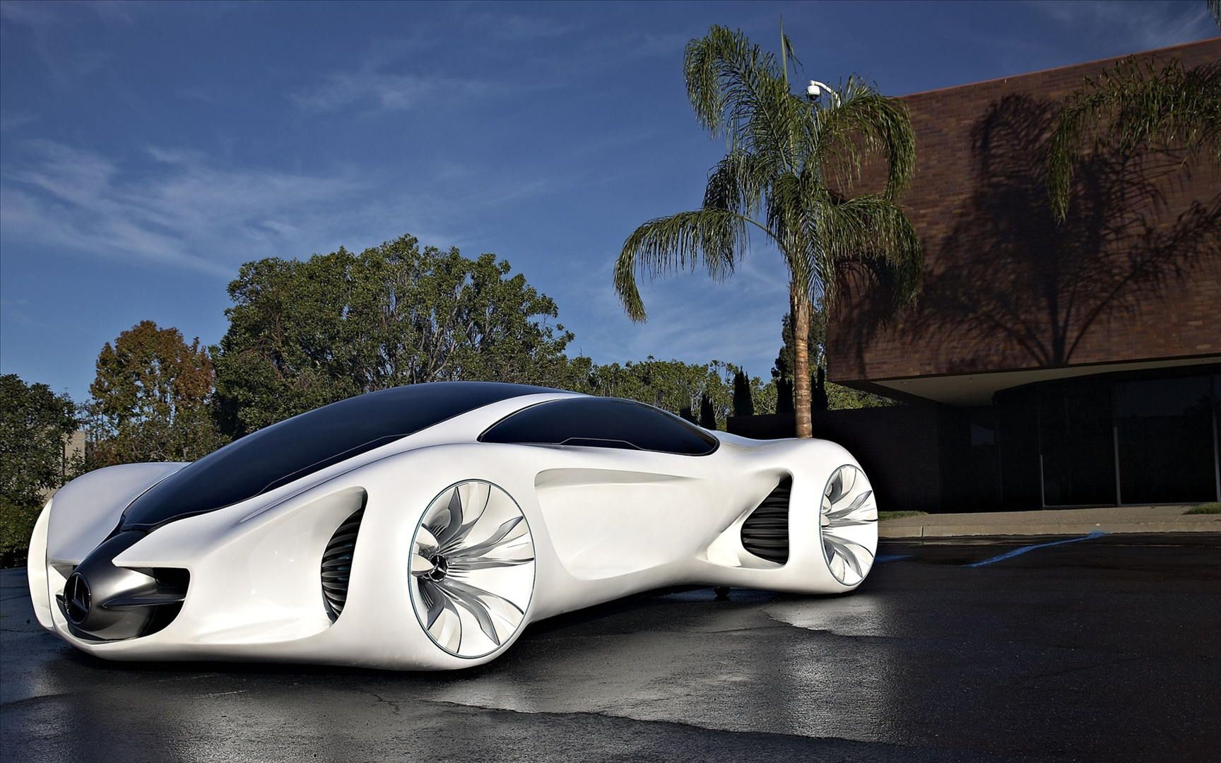 Concept car magazine cool car wallpapers - Here S The Concept Of The Future Mercedes Definitely See The 2010 Mercedes Benz Biome Concept