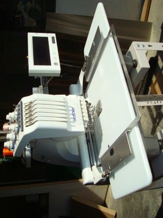 We use and love Fast Frames for our six needle machine. Buy directly ...