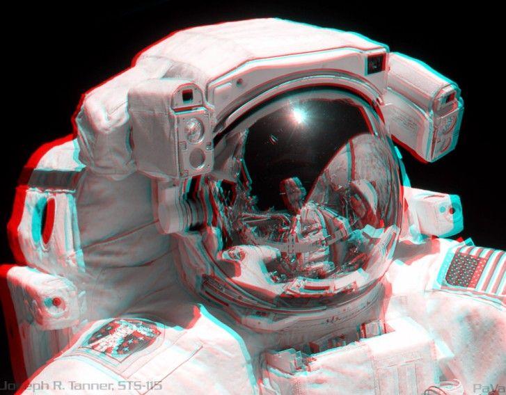 El 12 de septiembre, la astronauta Heidemarie Stefanyshyn-Piper sac