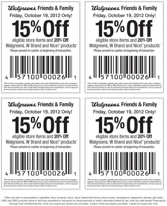 Walgreens Deal! Walgreens couponing, Printable coupons