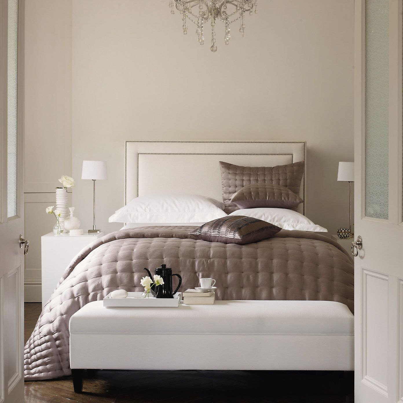Beaufort Bed Linen Collection | The White Company ...
