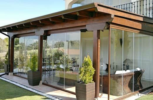 Gartenidee pergola 10 tolle projekte die dich staunen lassen dachterrasse garten - Wintergarten einrichtungsideen ...