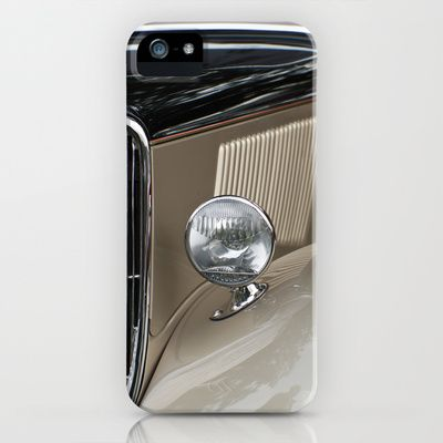 Classic Car iPhone Case by SShaw Photographic - $35.00