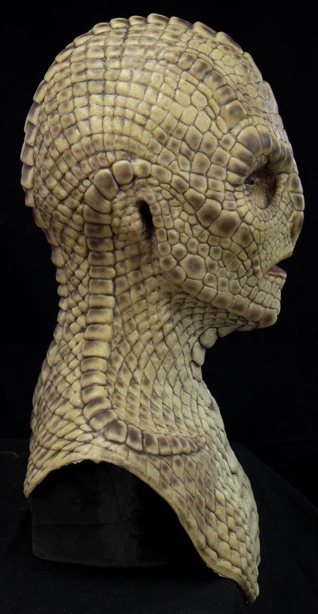 Pin by Joseph Robredo Jr (INTJ) on Halloween Masks   Prosthetic makeup, Creature design, Monster ...