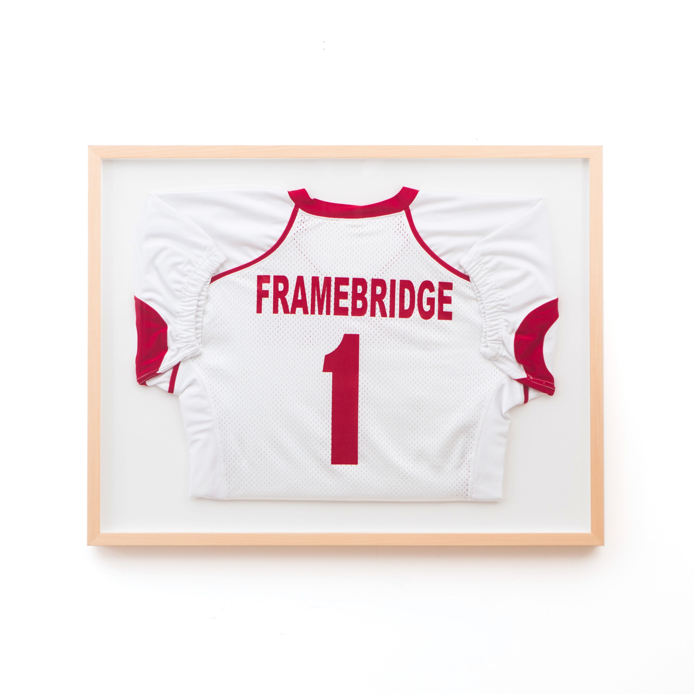 Dad a sports fan? Frame his favorite players jersey for the best ...