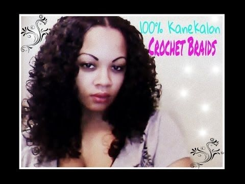 In this video I will show you how I curl my Crochet Braids.