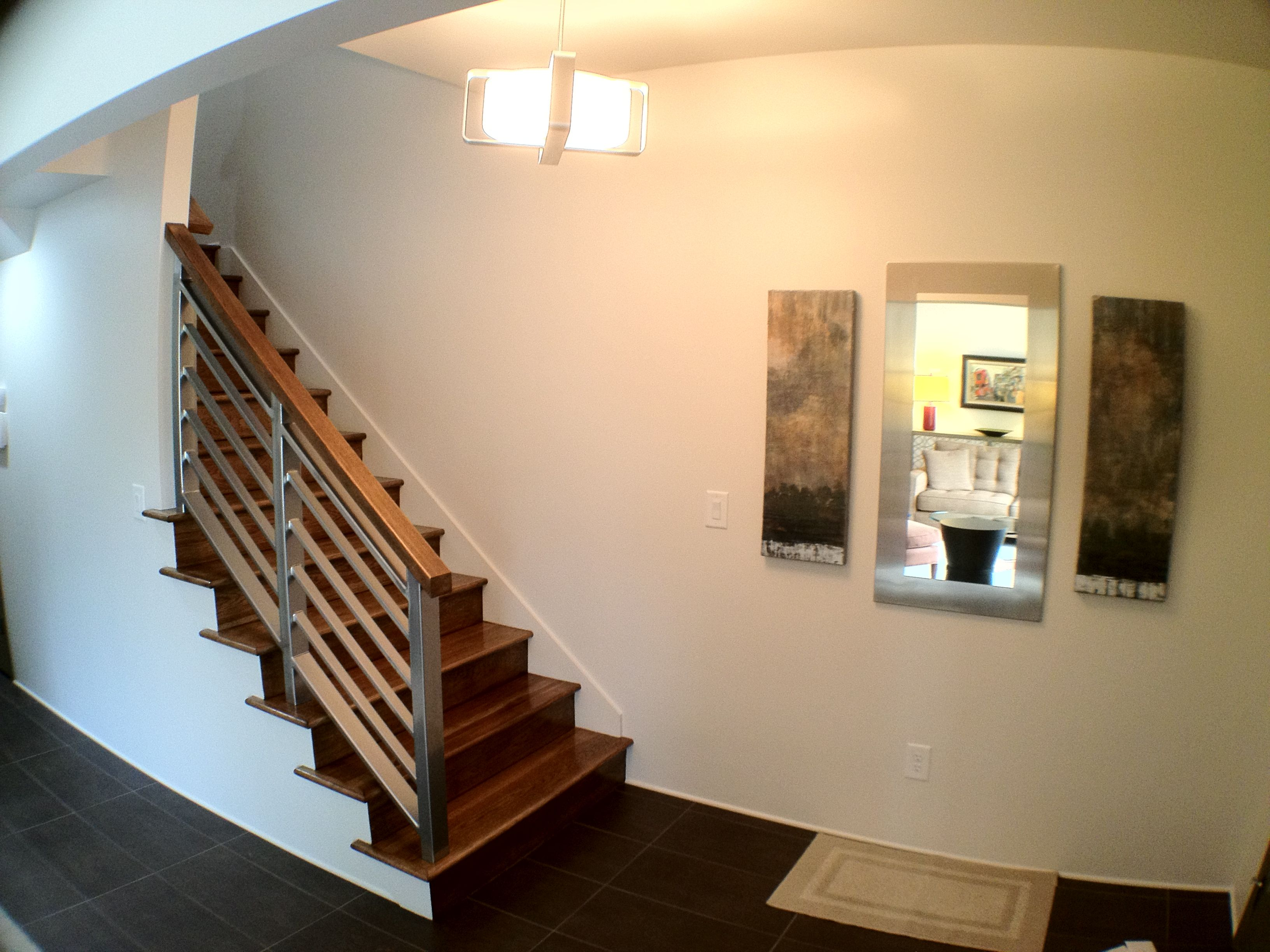 Best Stair Handrail Ideas Indoor Stairs Handrail Designs 640 x 480