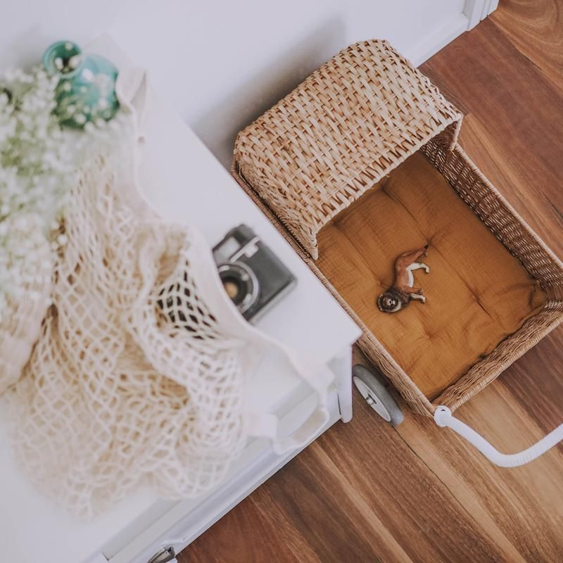 Olli Ella Strolley in 2020 Plush mattress, Organic