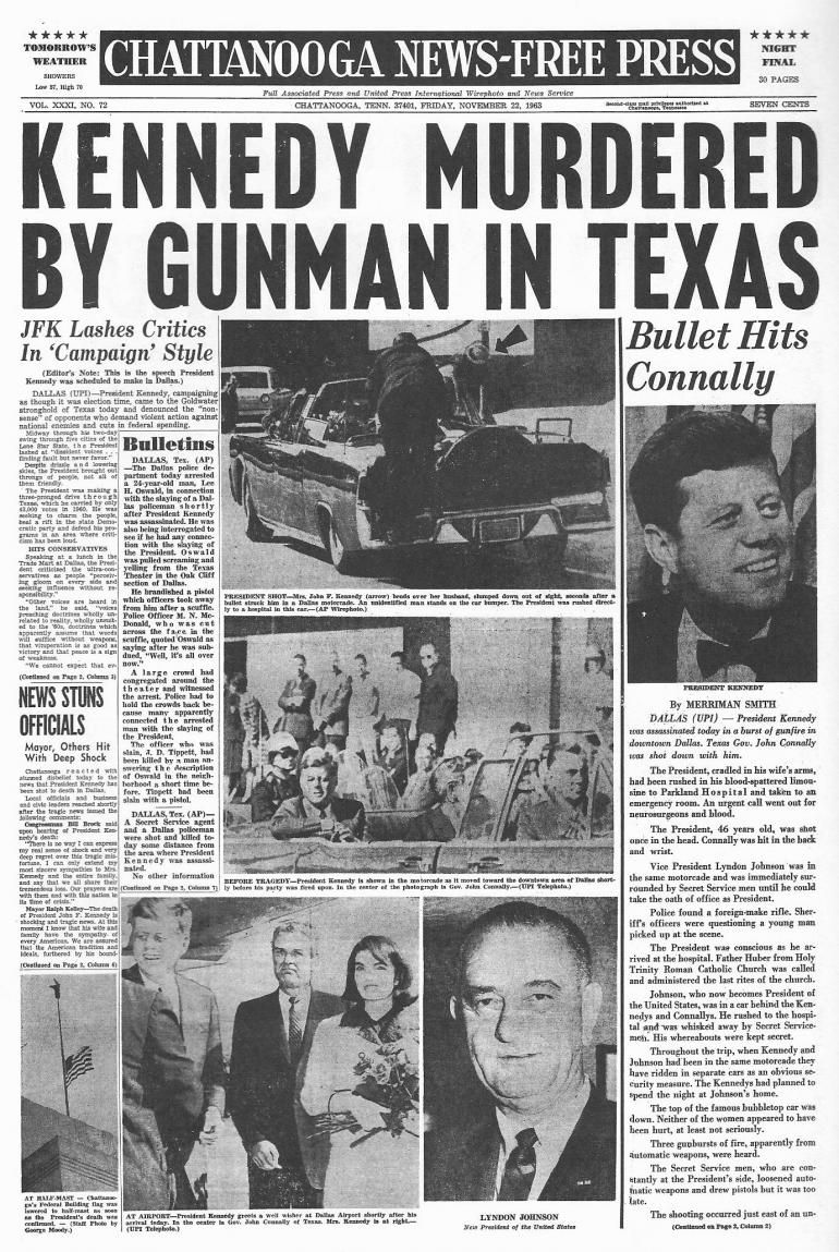 john f kennedy newspaper article lyzm  john f kennedy newspaper article