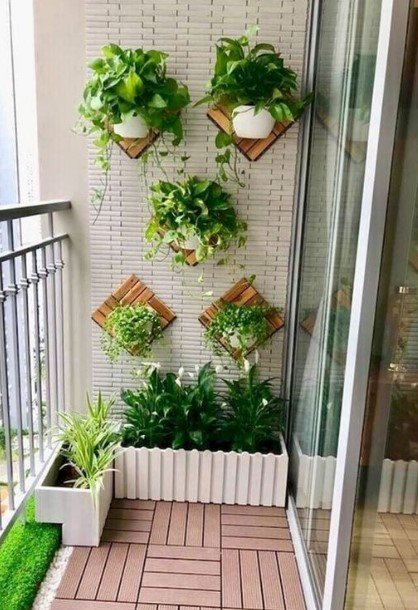 Photo of 9 Ιδέες για υπέροχη διακόσμηση για τους τοίχους της βεράντας σου!