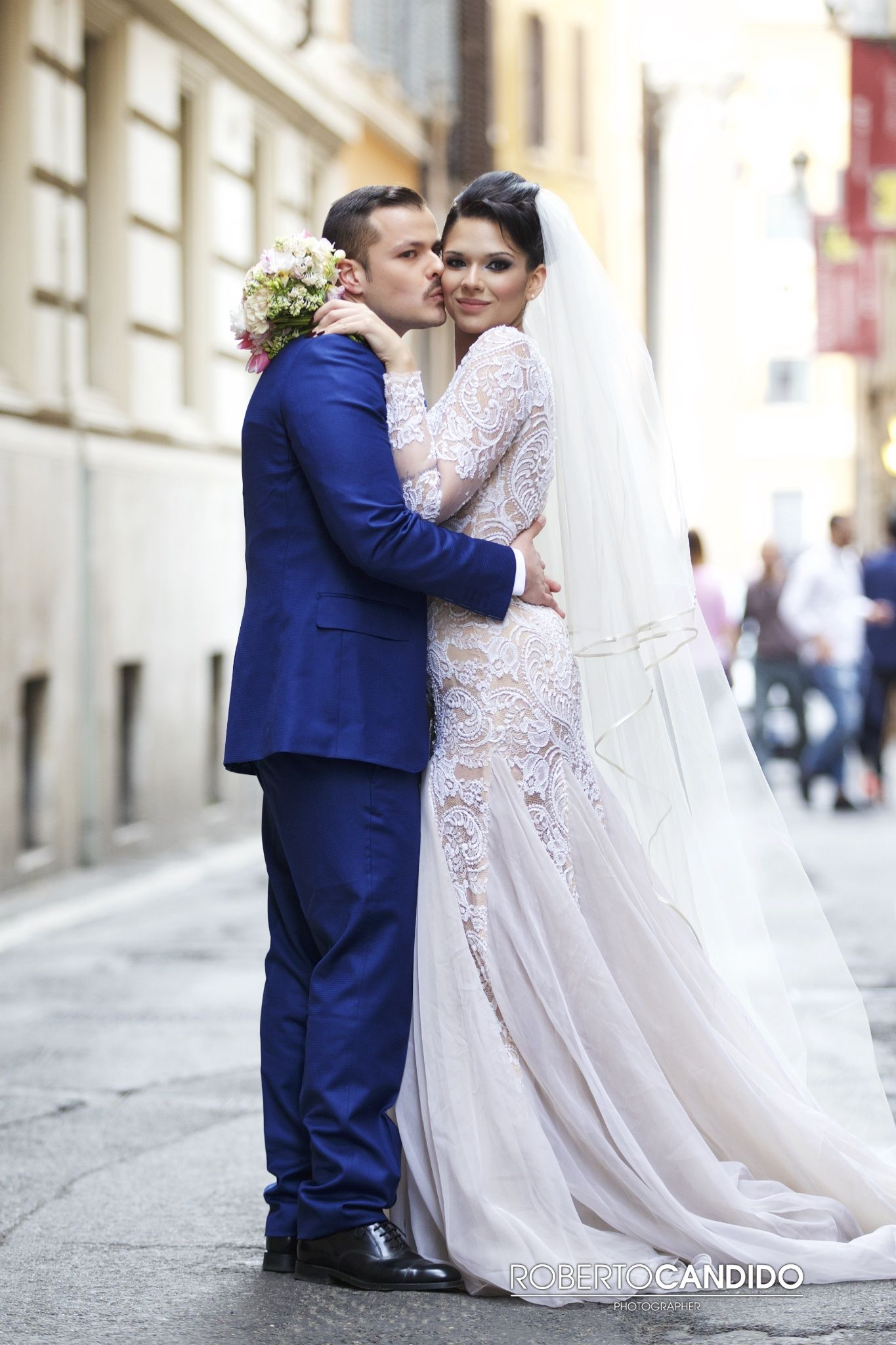 Getting married in Italy. Why? Food is excellent, old traditions are fascinating and locations are just incredible.