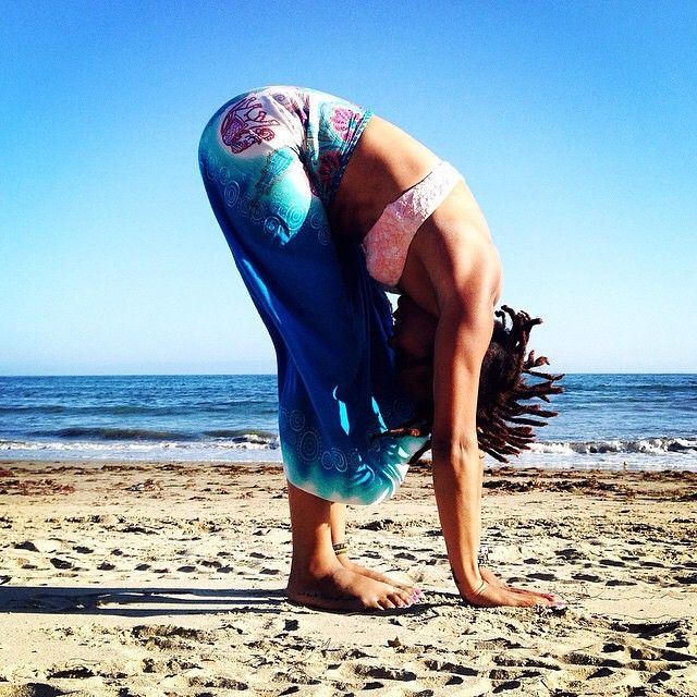 """@nobleyogini """"The journey of yoga is a self journey. It is a true connection with yourself. All you have to remember to do is breathe. Your body will take care of the rest. Trust in that and let go. I promise you will thank yourself instantly with the results you feel by just dedicating time to yourself. We always feel as though we have no time. When time is all we have. It is the most important coin we have to spend. Only you determine how it is to be spent. ✌️✨"""