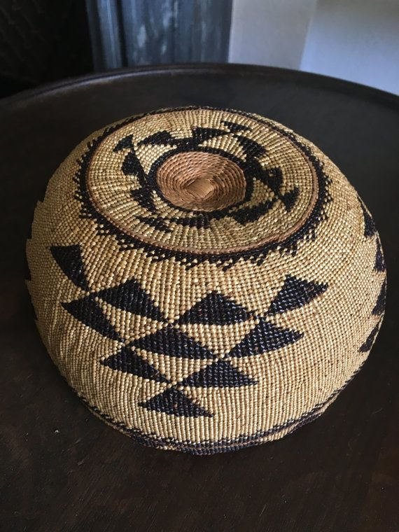 f0ad06c6a76 Huge Reduction Grace Nicholson collected by MonkeyCourtTreasures Indian  Baskets