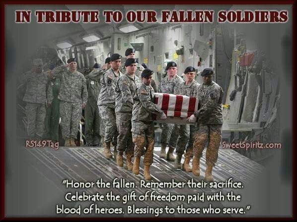 Pin By Linda Hannah On Support Our Troops Pinterest Remember The Magnificent Fallen Soldier Quotes