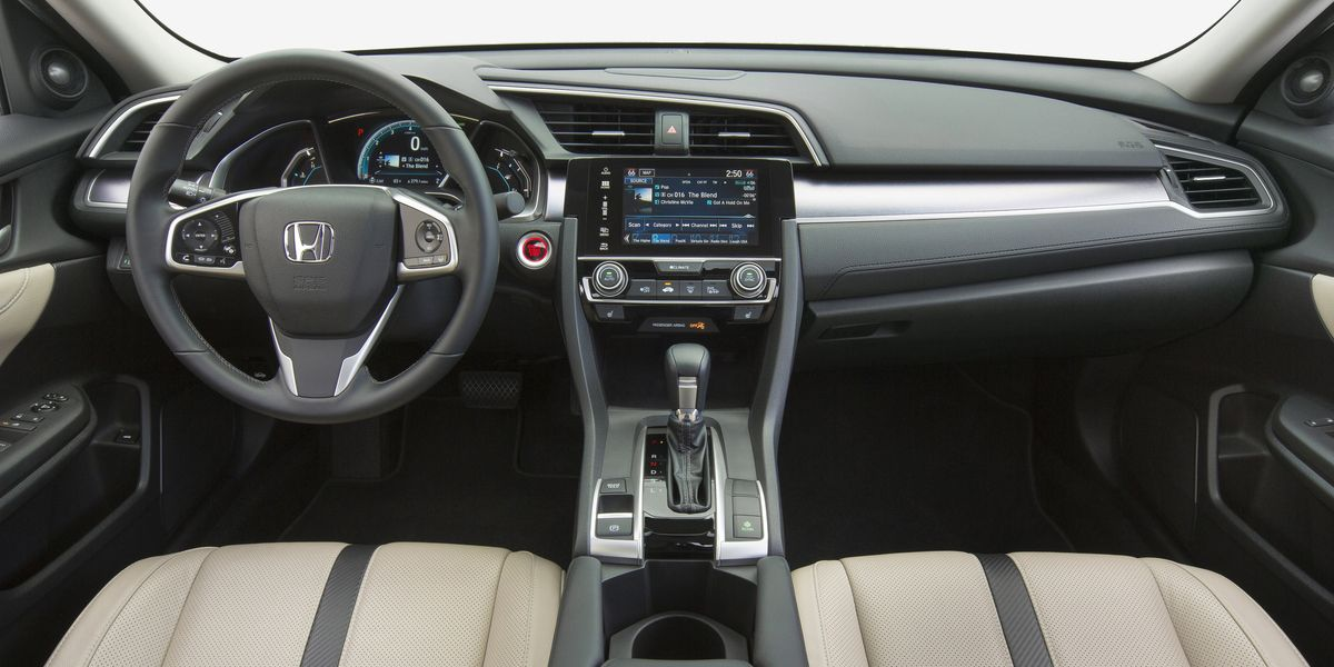 24++ Honda civic 2020 ex interior ideas in 2021