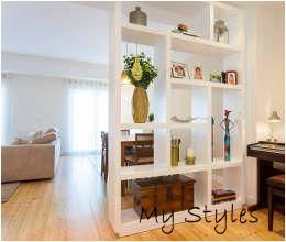 20 ideas with wood to separate spaces with style | homify #low #cost #holidays