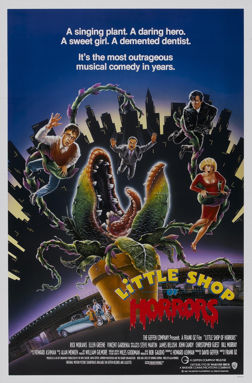 Movie Review Little Shop of Horrors (1986) Little shop