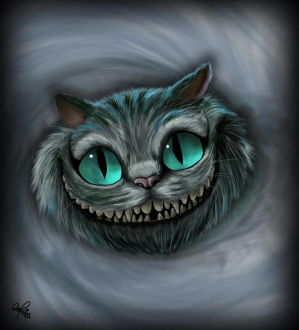 Cheshire Cat Alice In Wonderland By Spiritwollf On Deviantart Cheshire Cat Tattoo Cheshire Cat Art Cheshire Cat Alice In Wonderland