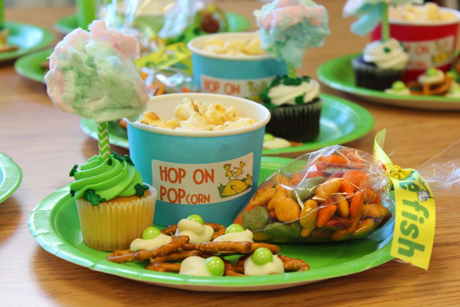 A Seuss Sational Celebration