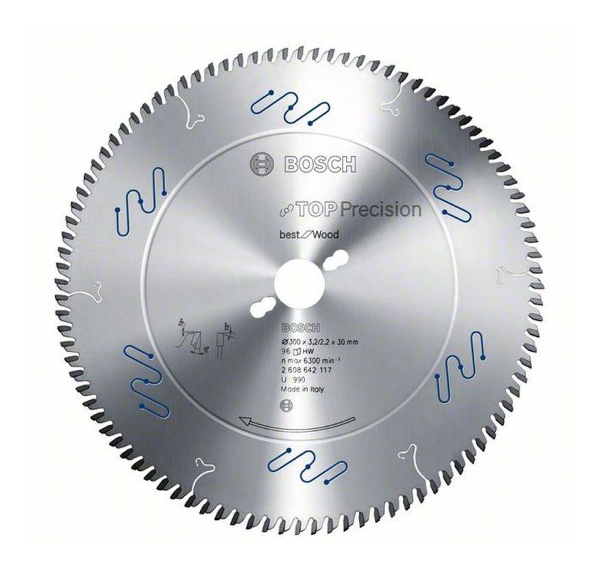Bosch Lame De Scie Circulaire Top Precision Best For Wood 400 X