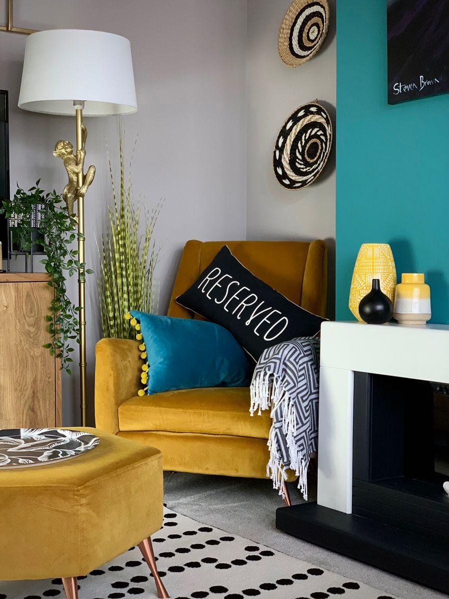 Teal And Mustard Decor Teal Living Rooms Teal Living Room Decor Grey And Yellow Living Room Gray teal and yellow living room