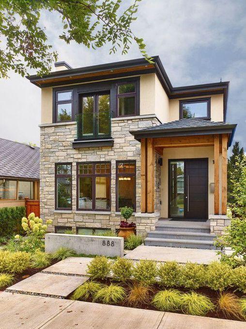 Awesome Modern Adobe House Exterior Design Ideas 55 Unique House Design Rustic Houses Exterior Unique Houses
