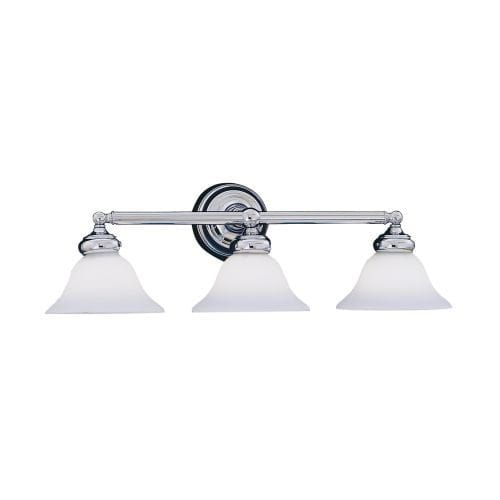 Designers fountain 4963 ch 3 light bath bar from the opal essence collection overstock com shopping the best deals on sconces vanities