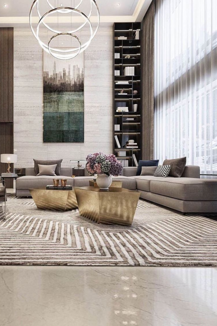 48 Ideas How To Design A Modern Living Room House To