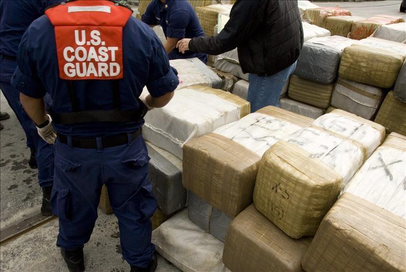 La Guardia Costera decomisa marihuana valorada en 3,5 millones de dólares - USA Hispanic