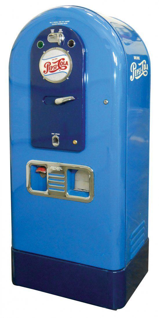 a9754f7eea1 Pepsi-Cola vending machine