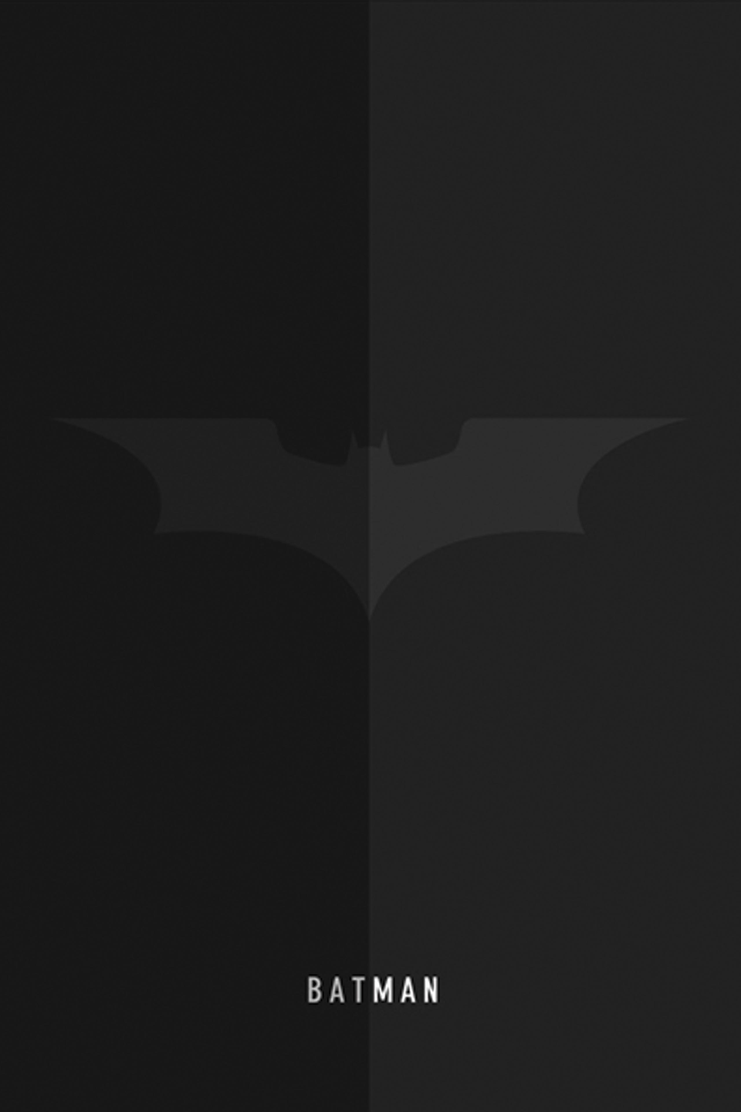 Batman Mobile Wallpaper Minimalist 2560x3840 Batman Wallpaper Batman Wallpaper Iphone Mobile Wallpaper