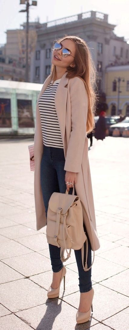 Cute Outerwear Outfits for Cold Boston Winter Weather ...