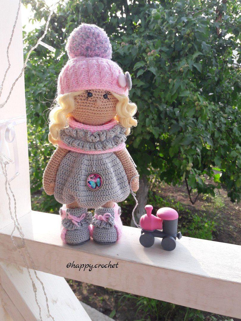Pin de Maria Angélica Crosa en Amigurumi | Pinterest | Patrones ...