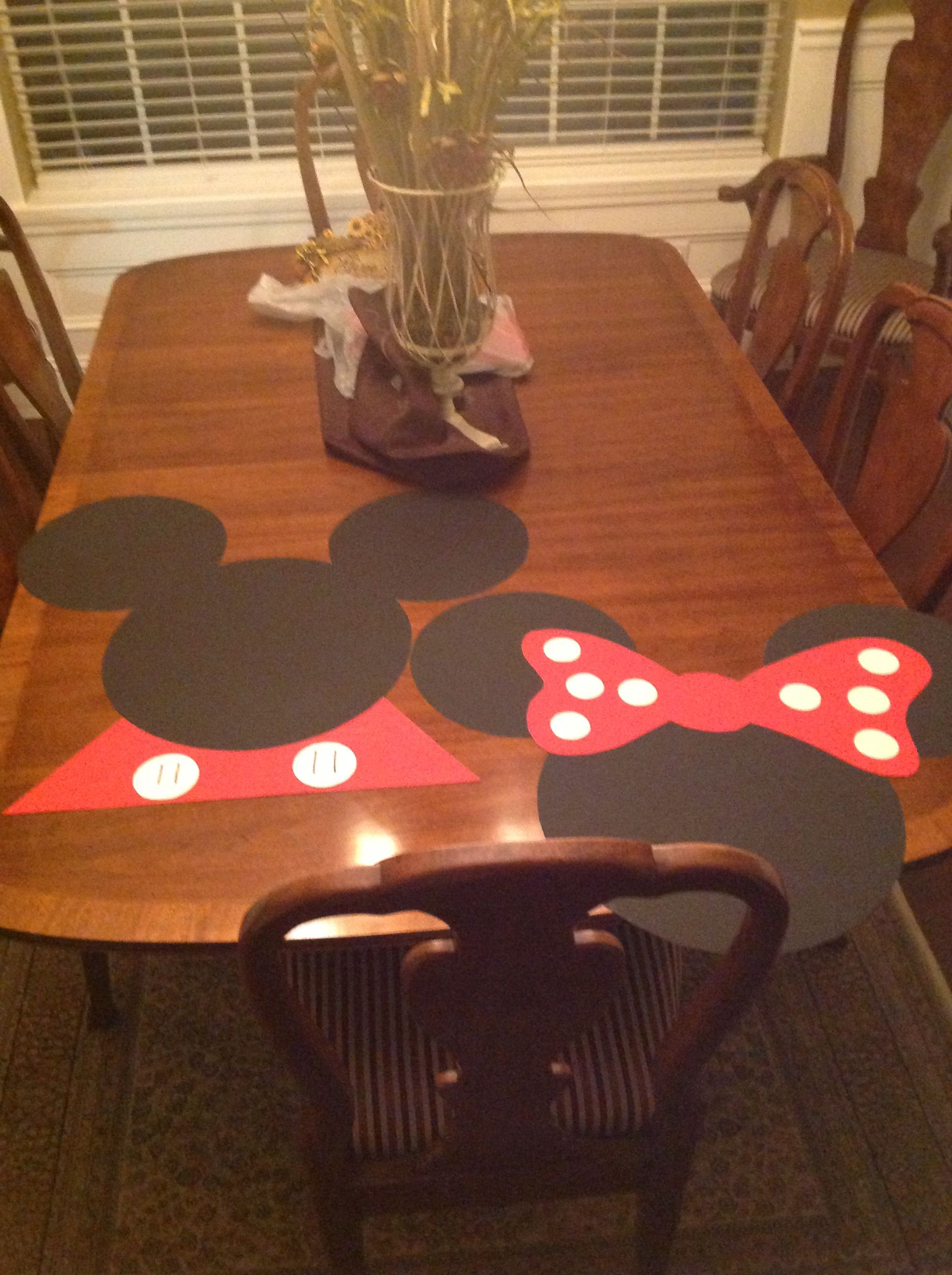 Beste Poster board Mickey and Minnie Used for photo collage display at HK-38