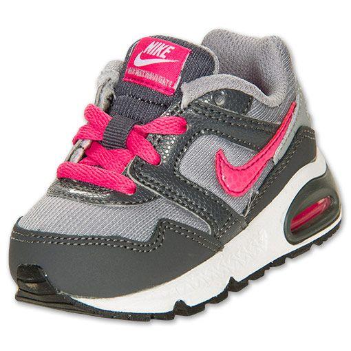 Girls Toddler Nike Air Max Navigate Running Shoes Finish ...